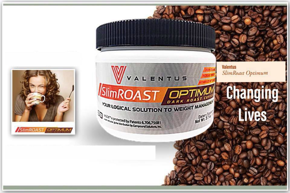 SlimRoast Optimum Coffee benefits