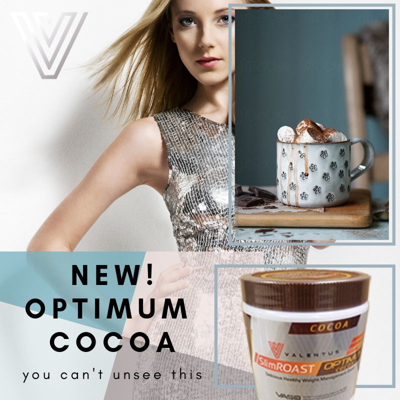 New for Valentus Slimroast Optimum Cocoa