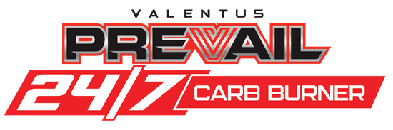 joe ahrens 24/7 carb burner logo