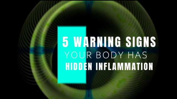 Warning Signs your body has inflammation