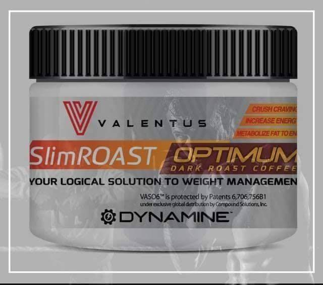valentus reviews slimroast optimum with dynamine