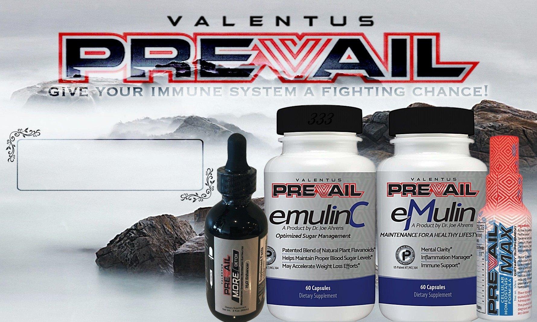 Prevail Emulin M & C