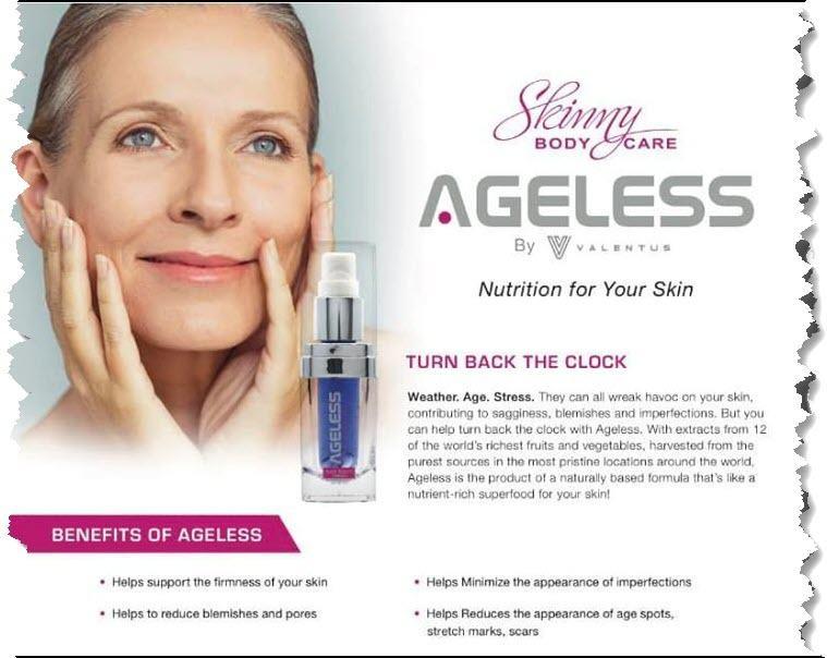 valentus ageless skincare