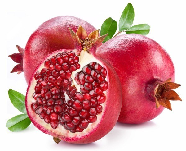 Pomegranate Ageless Skincare Ingredient