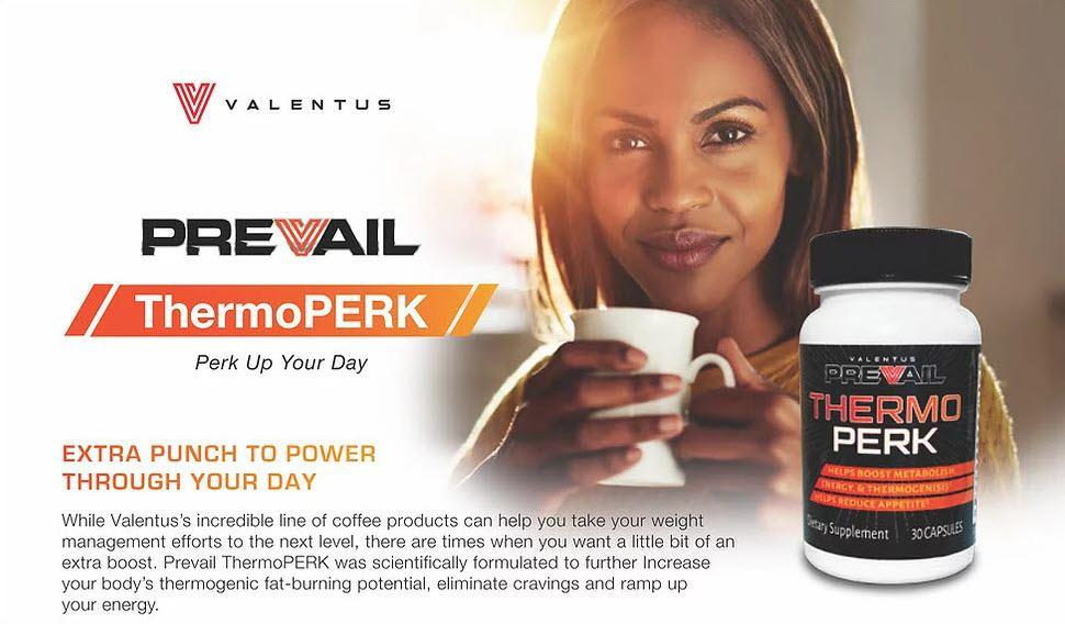 valentus thermoperk benefits